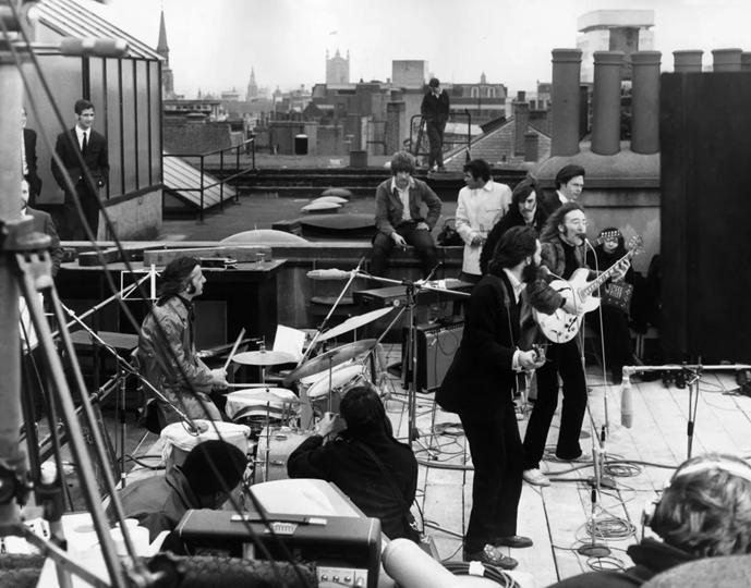 Skrivnost uspeha skupine The Beatles