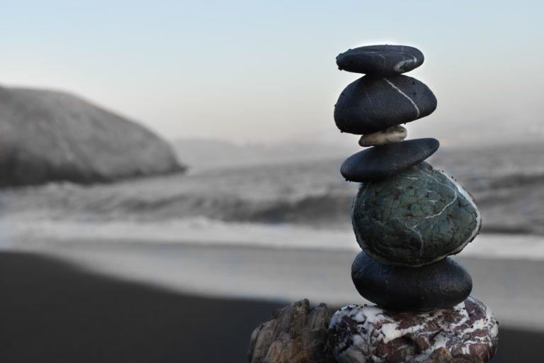 Prvi koraki k ravnovesju
